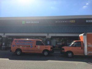 911-restoration-Marietta-Commercial Van