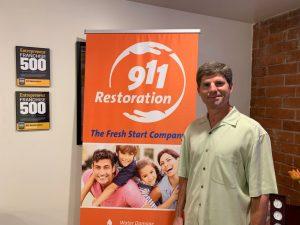 911 Restoration of Marietta - Bob Morris